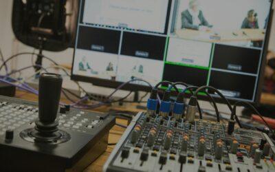 Stream'Alps accompagne une commune pour sa diffusion live