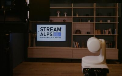 Stream'Alps accompagne la transition vers les séminaires digitaux